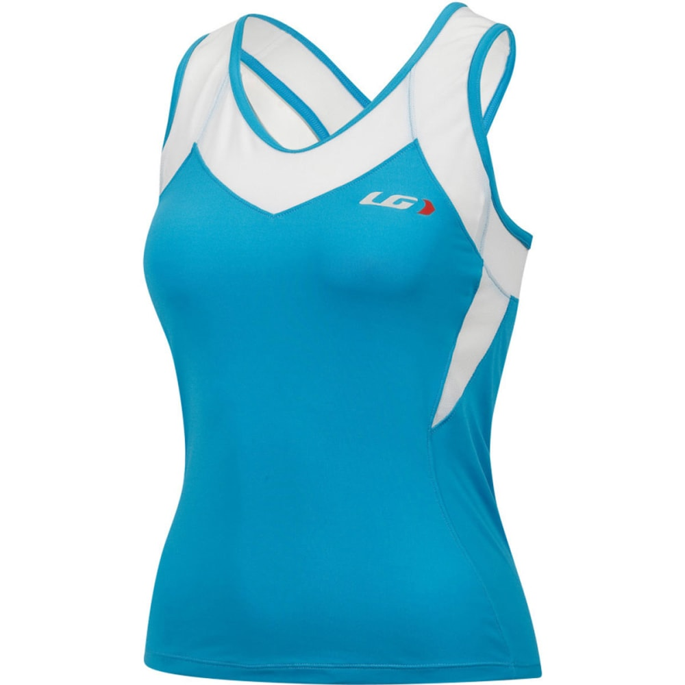 LOUIS GARNEAU Women's Sirocco Top - ATOMIC BLUE