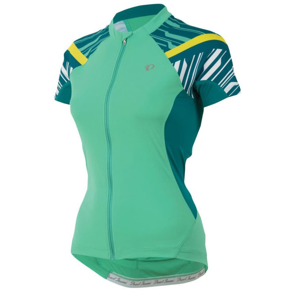 PEARL IZUMI Women's Elite Bike Jersey - GUMDROP