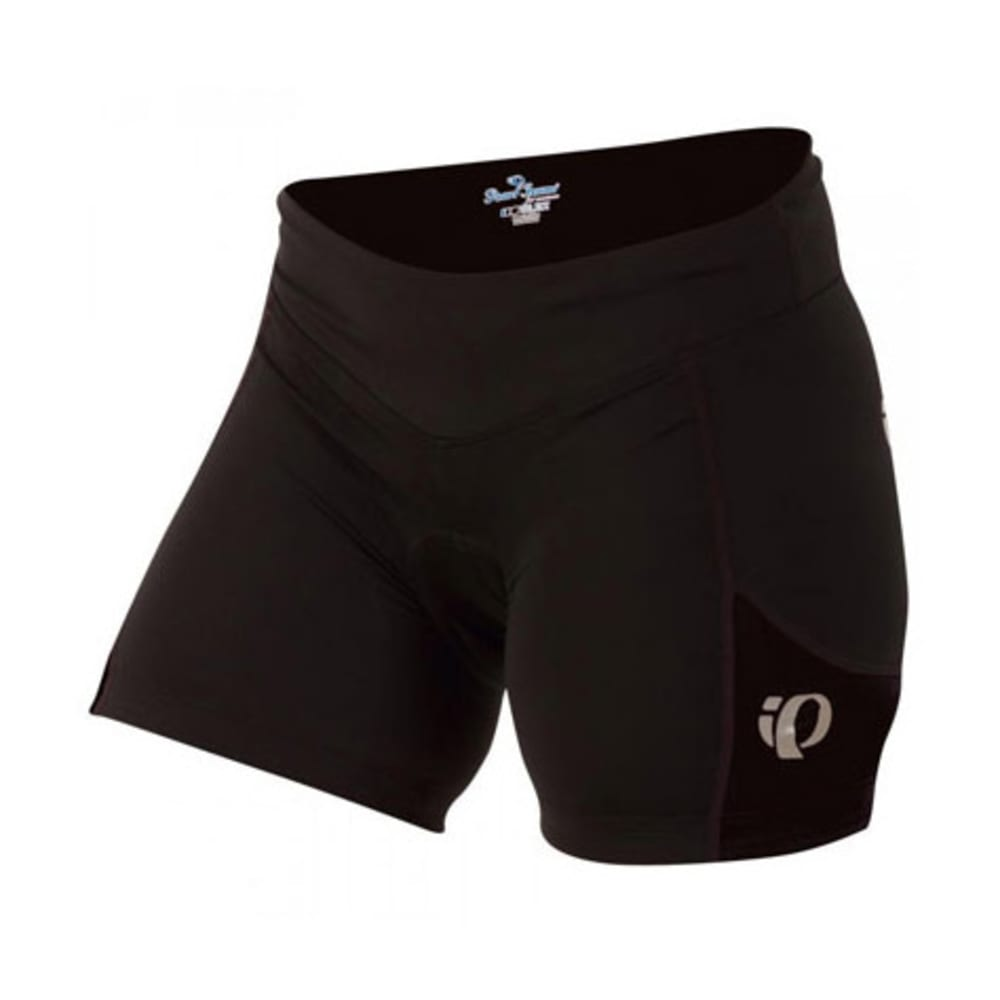 PEARL IZUMI Women's Sugar Bike Shorts - BLACK