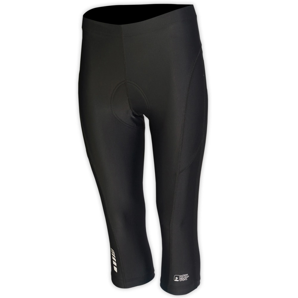 EMS Women's Velo Bike Knickers, 17.25 in. - BLACK