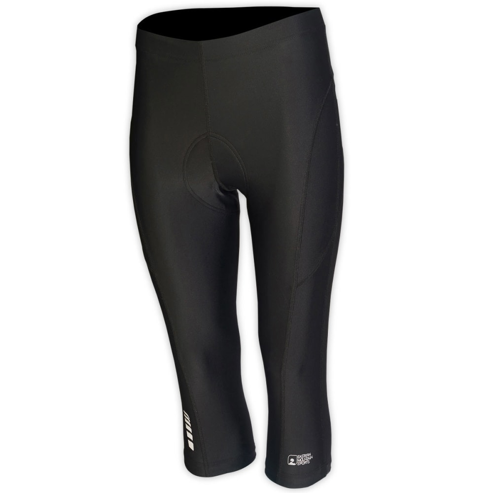 EMS® Women's Velo Bike Knickers, 17.25 in. - JET BLACK