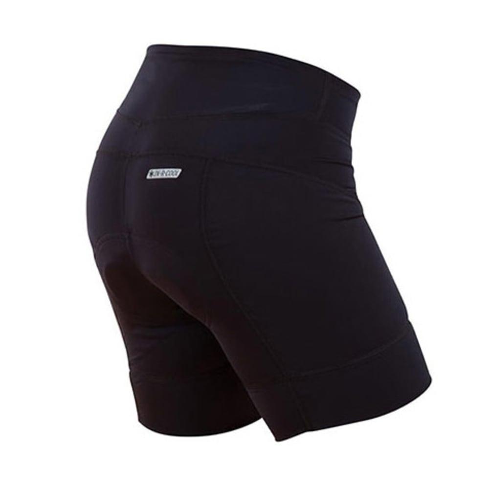 PEARL IZUMI Women's Elite In-R-Cool Bike Shorts - BLACK