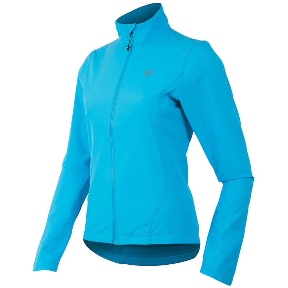 PEARL IZUMI Women's Select Thermal Barrier Jacket - BLUE ATOLL