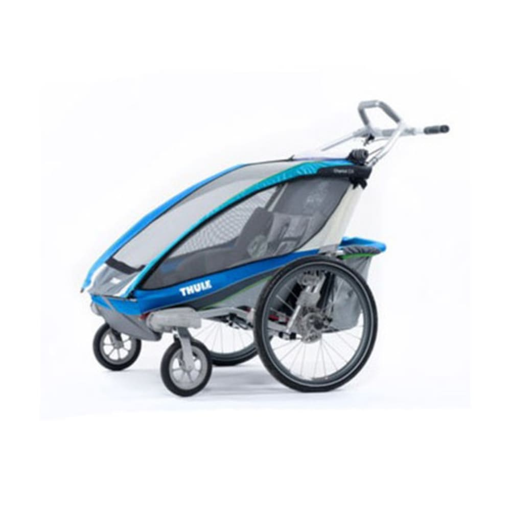 THULE Chariot CX 2 Multi-Sport Trailer - BLUE