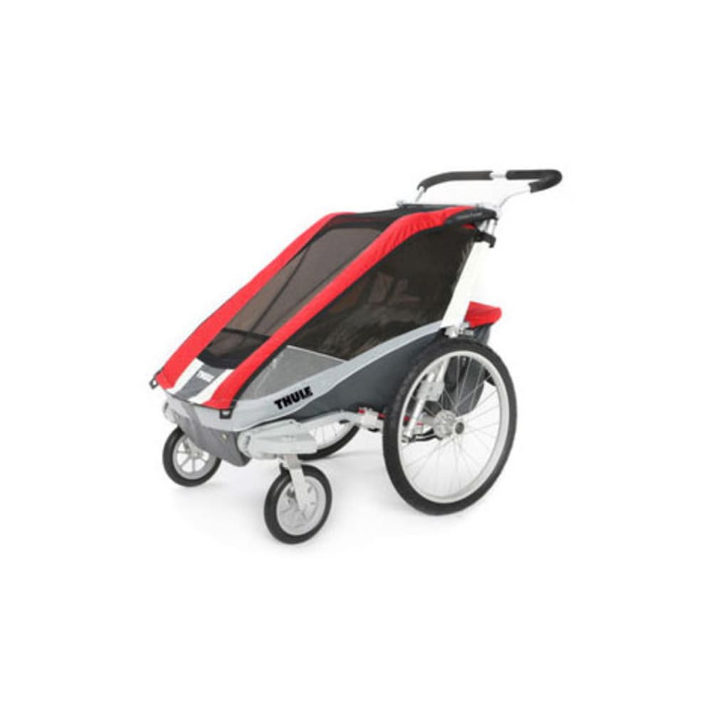 THULE Chariot Cougar 1 Multi-Sport Trailer - RED