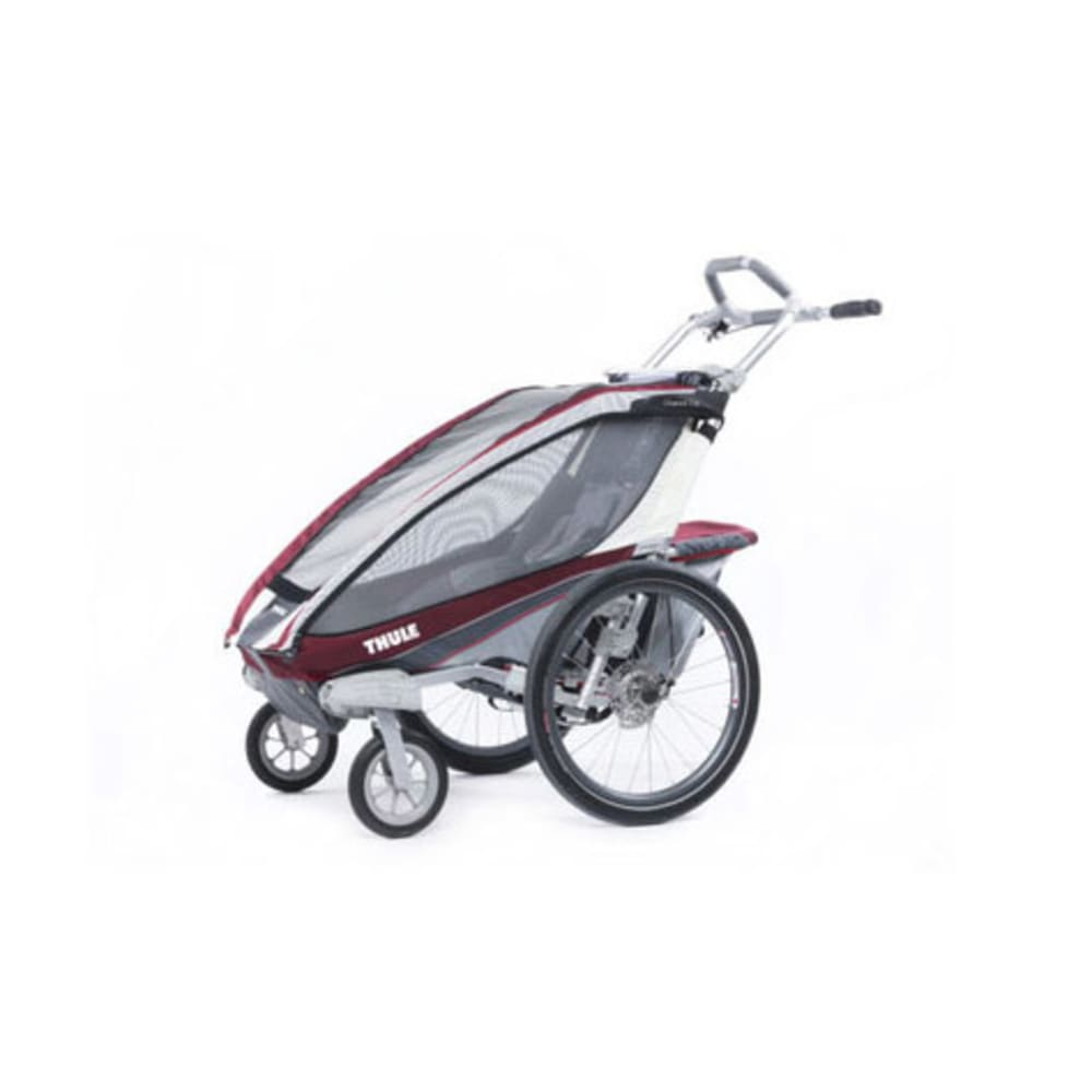 THULE Chariot CX 1 Multi-Sport Trailer - BURGUNDY