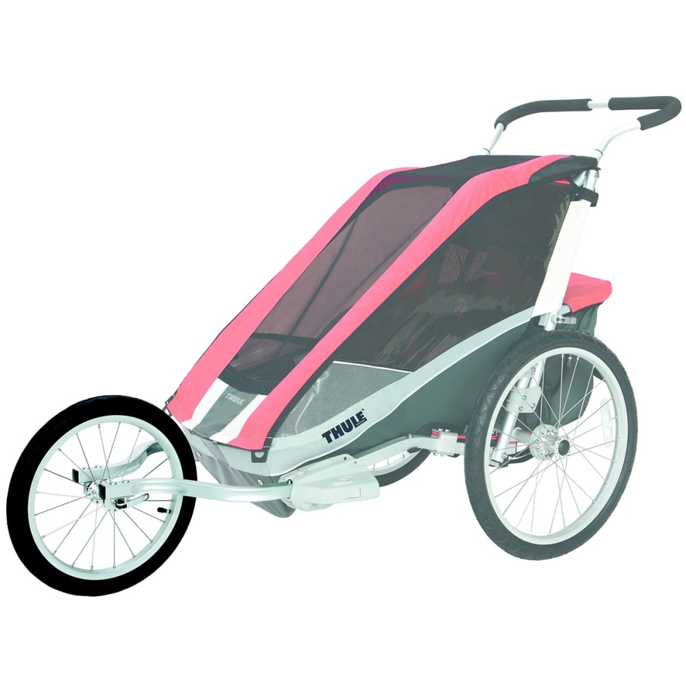 THULE Jogging Kit- Chariot Cougar Cheetah Carriage Converter - NONE