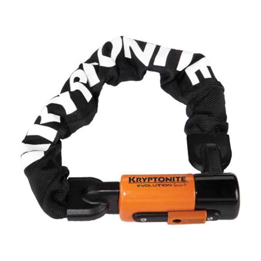 KRYPTONITE Evolution Mini 1055 Integrated Chain Bike Lock - NONE