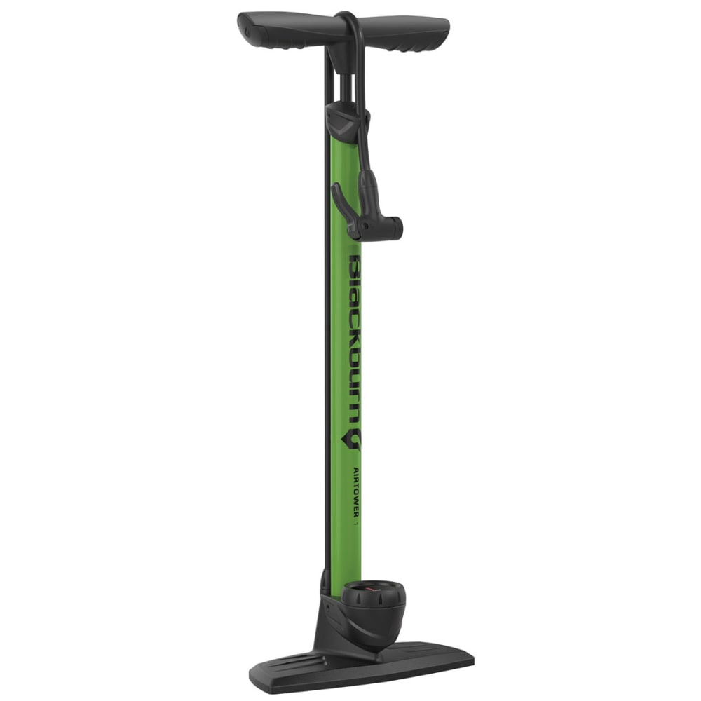 BLACKBURN Airtower 1 Bicycle Pump - GREEN