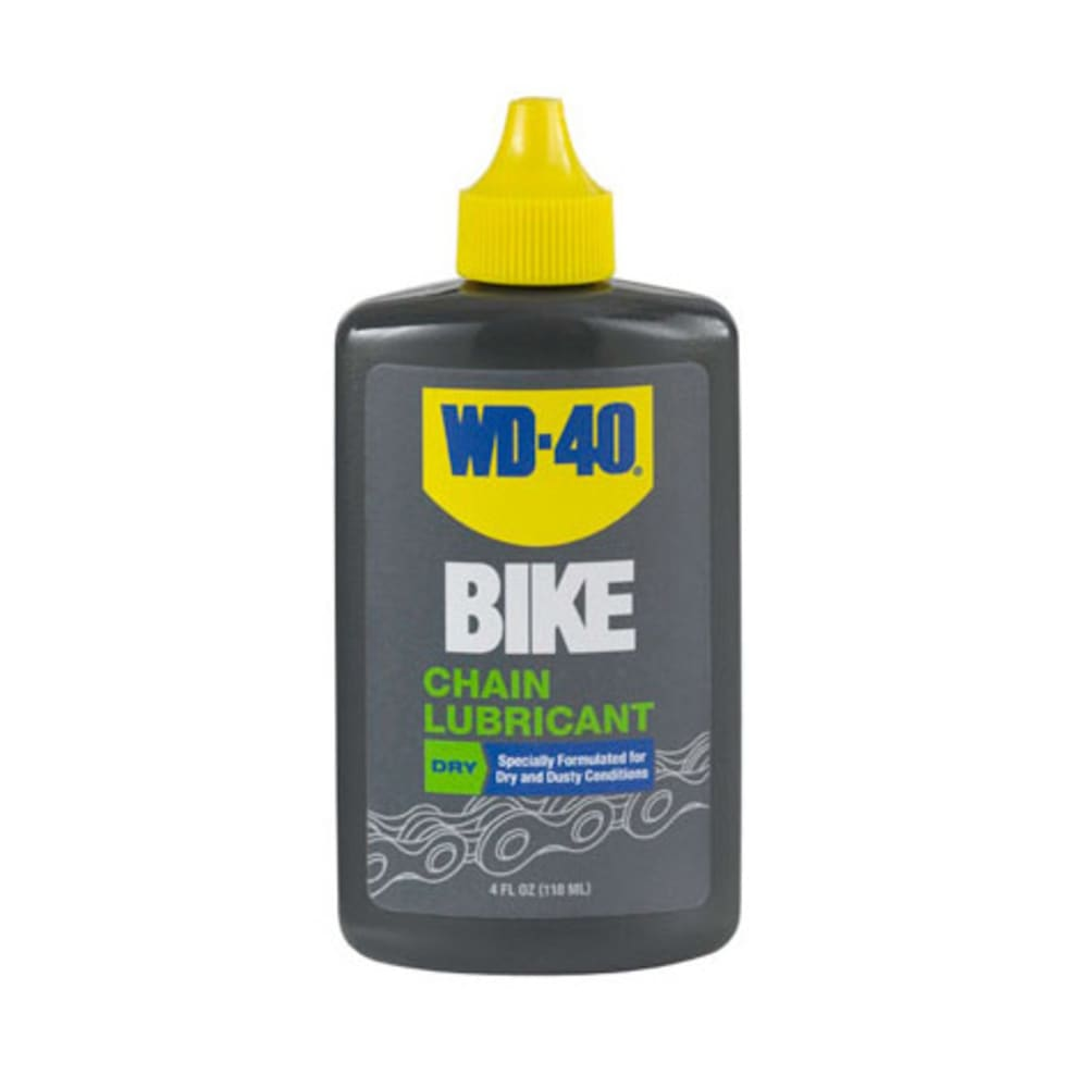 WD-40 BIKE Dry Lube - NONE