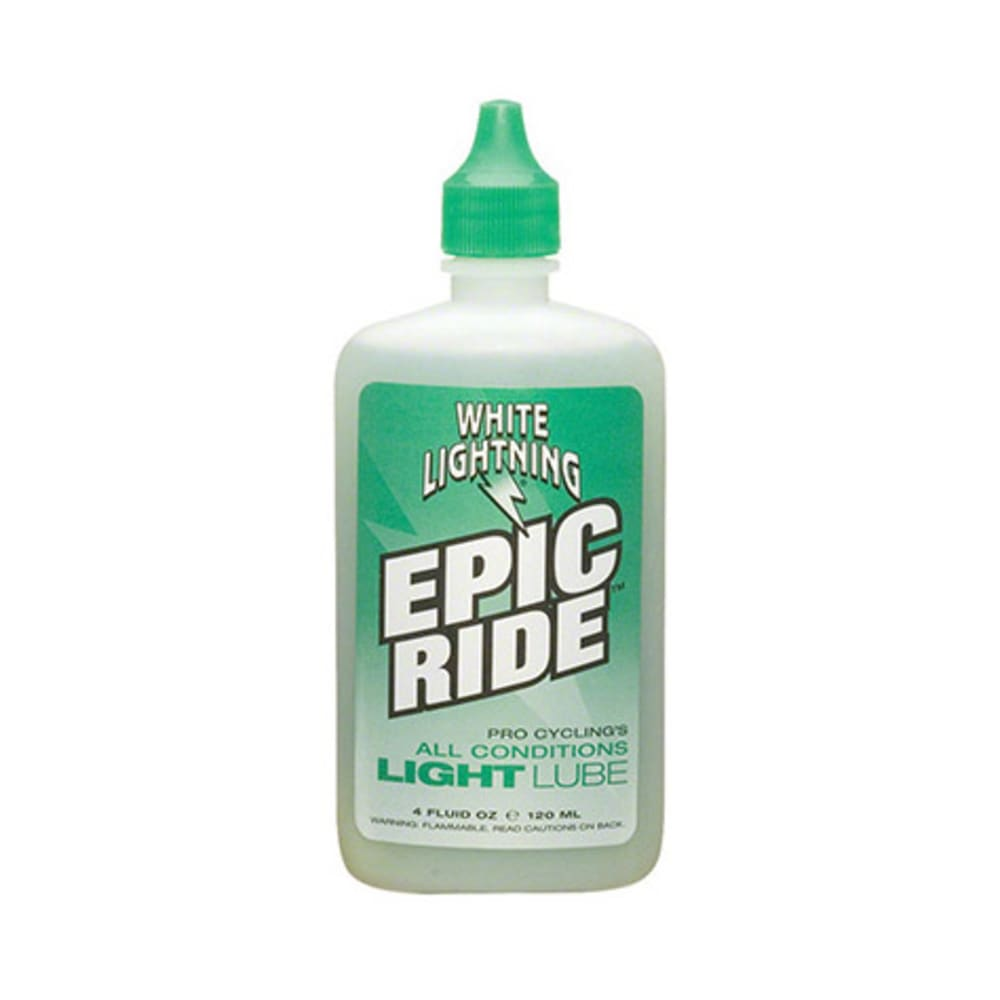 WHITE LIGHTNING Epic Ride, 4 oz. - NONE