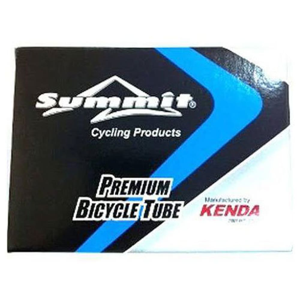 SUMMIT BY KENDA 32mm Schrader Mountain Bike Tube, 26 x 1.9-2.125 - NONE