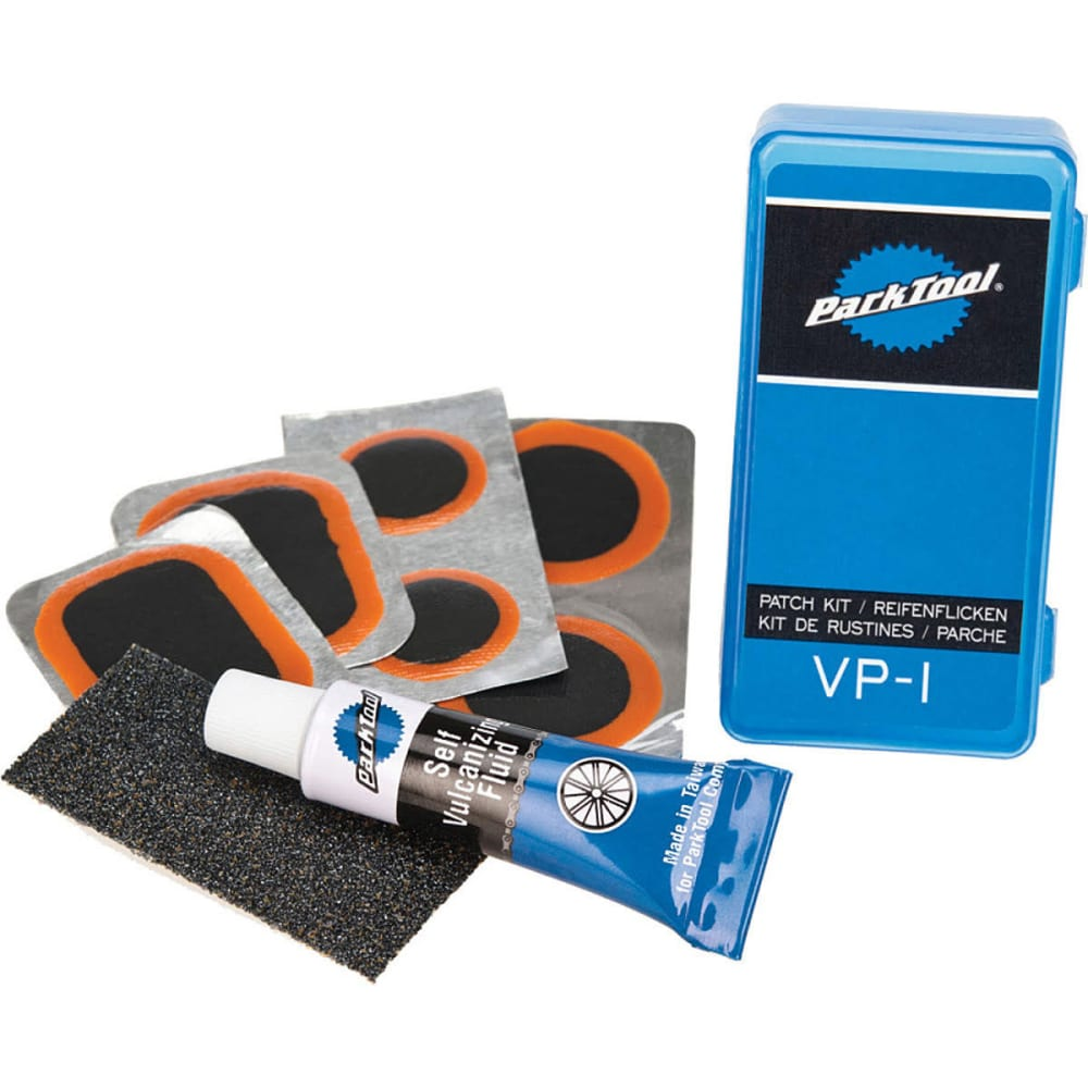 PARK TOOL Vulcanizing Patch Kit - NONE