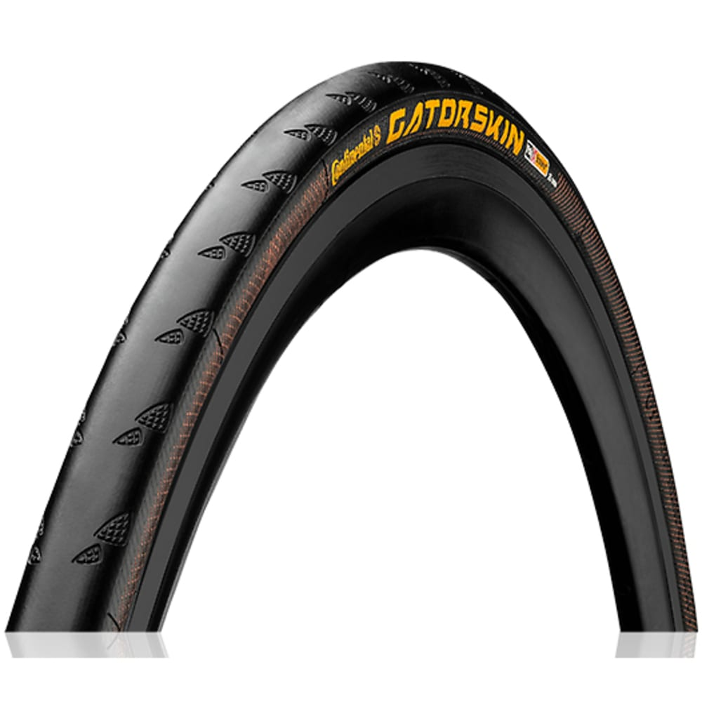 CONTINENTAL GatorSkin Road Tire, 700 x 25 - NONE