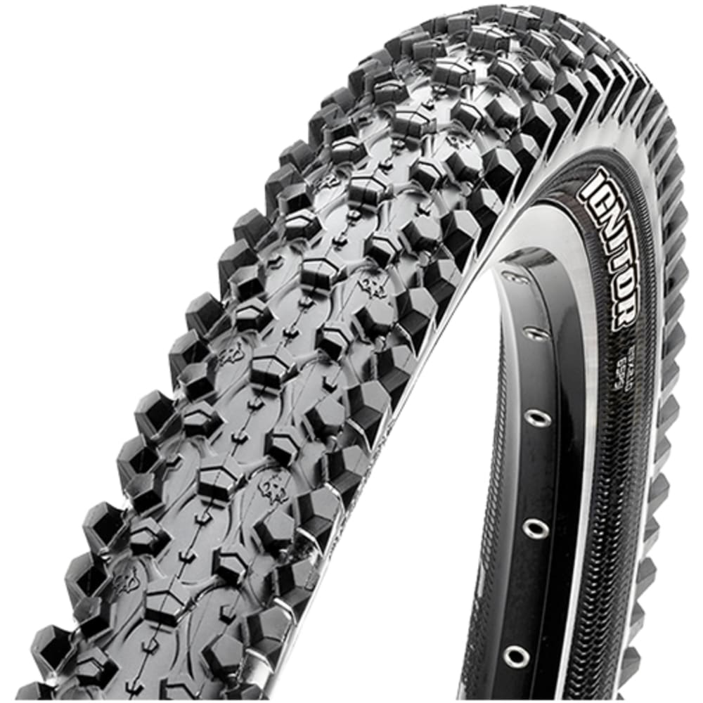 MAXXIS Ignitor Folding Mountain Bike Tires, 29 x 2.1 - NONE