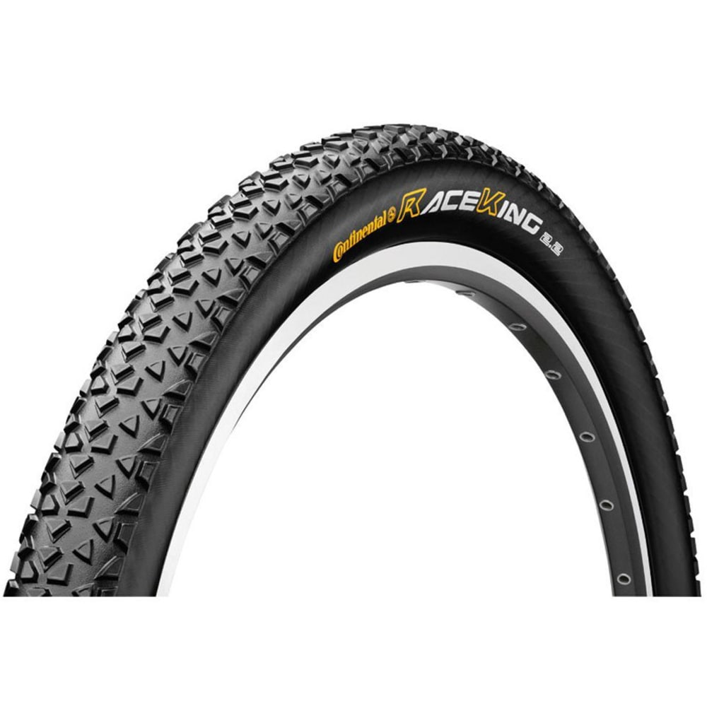CONTINENTAL Continental Race King Bike Tire, 29 X 2.2 - NONE