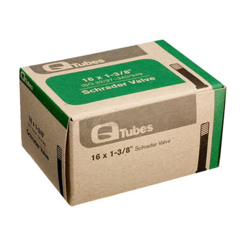 Q-TUBES Road Tube 700 x 35-43, Schrader - NONE