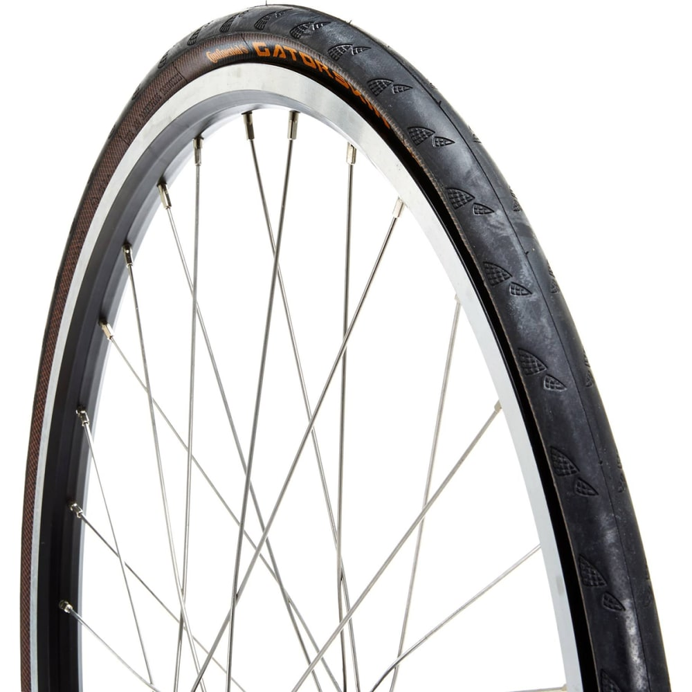 CONTINENTAL Ultra Gatorskin Bicycle Tire, 23mm - NULL