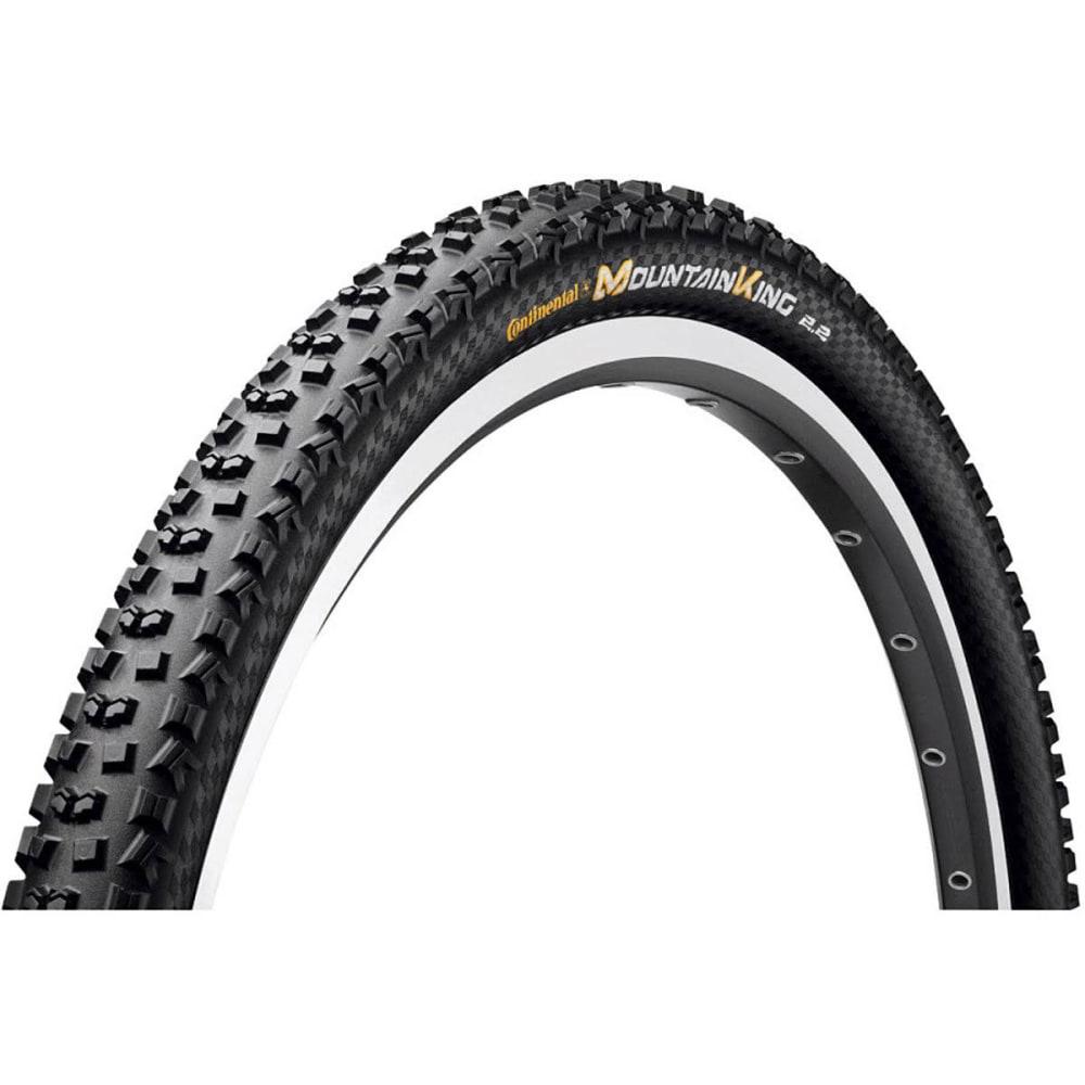 CONTINENTAL Mountain King Bike Tire, 29 x 2.2 c - BLACK