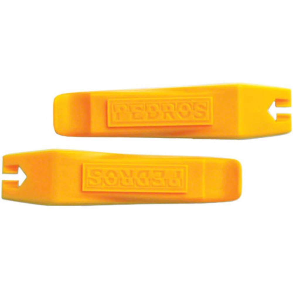 PEDRO'S Tire Levers - YELLOW