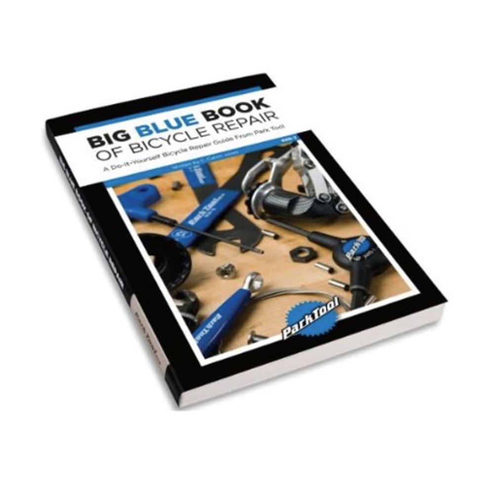 PARK TOOL Repair Book - NONE