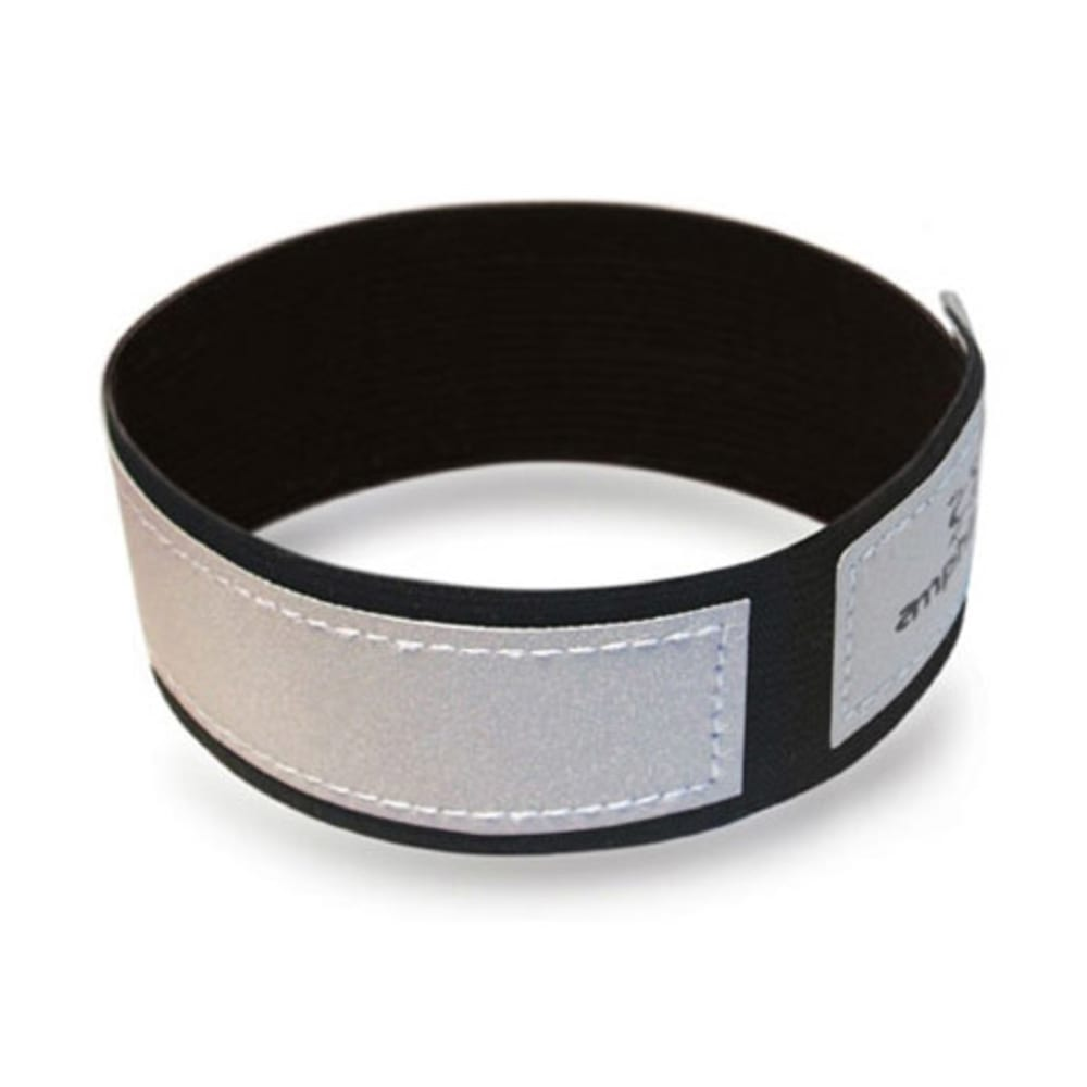 AMPHIPOD Stretch-Bright Band, 1.5 in. - SILVER