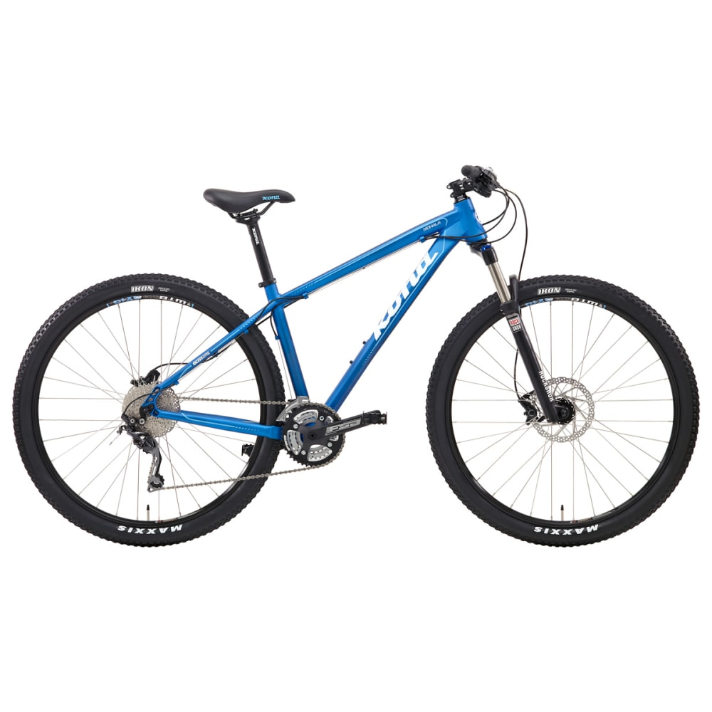 KONA Women's Mohala 29 Mountain Bike - MOROCCAN BLUE