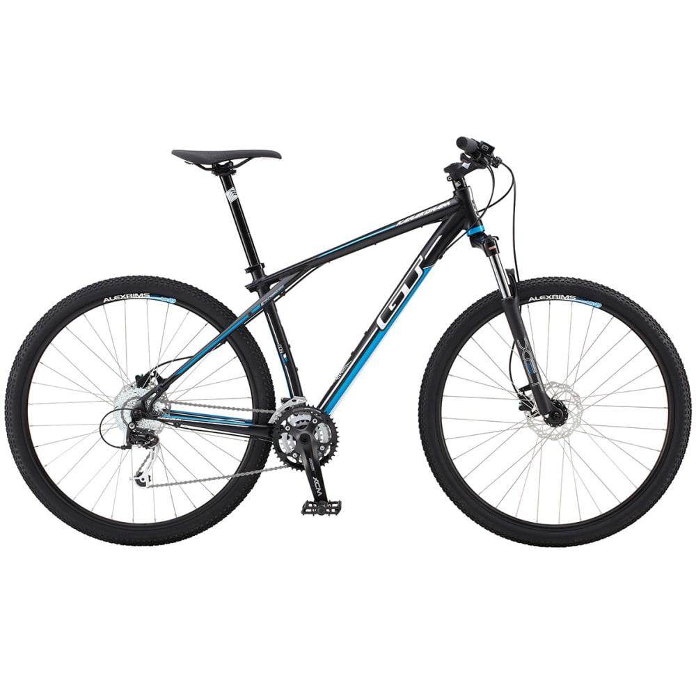 GT Karakoram Sport 29er Mountain Bike - BLACK/BLUE