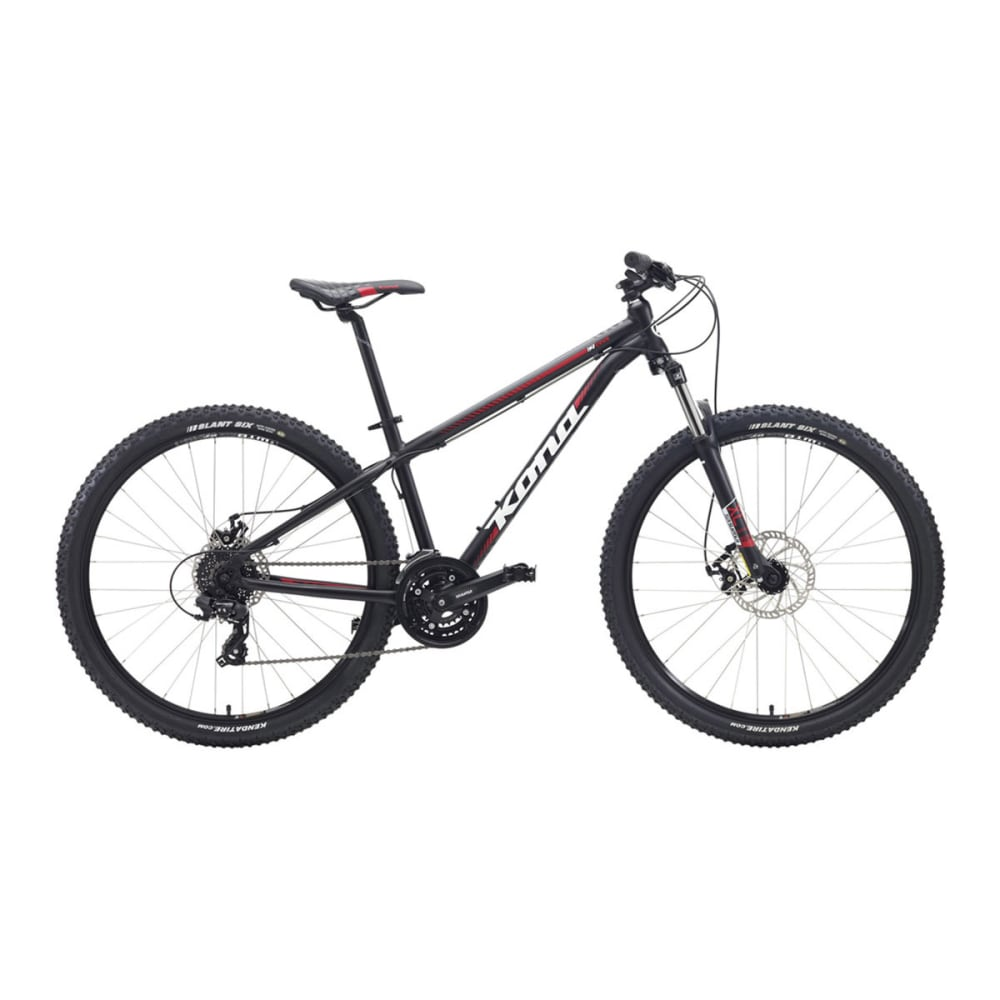KONA Lanai Mountain Bike 2015 - MATTE BLACK