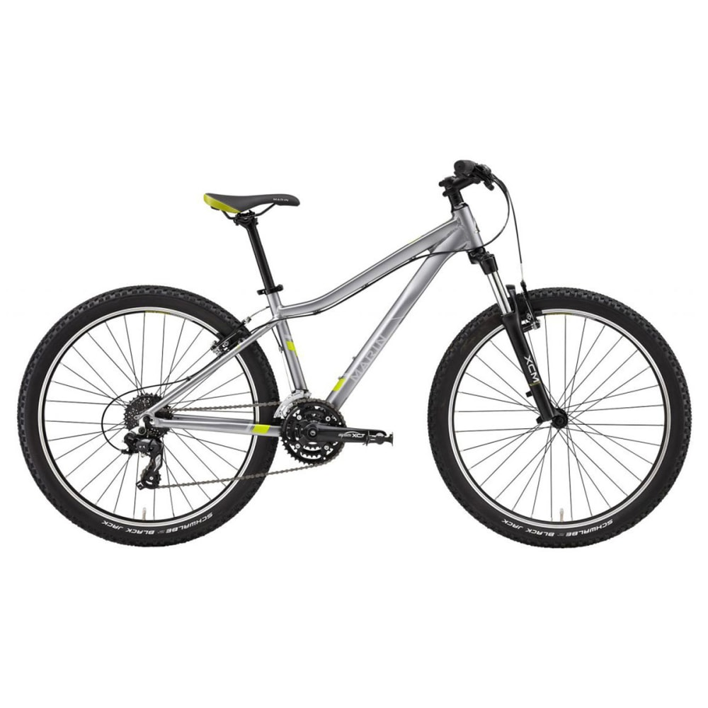 Marin Wildcat Trail WFG 6.2 Women's Mountain Bike, 2015 - SILVER