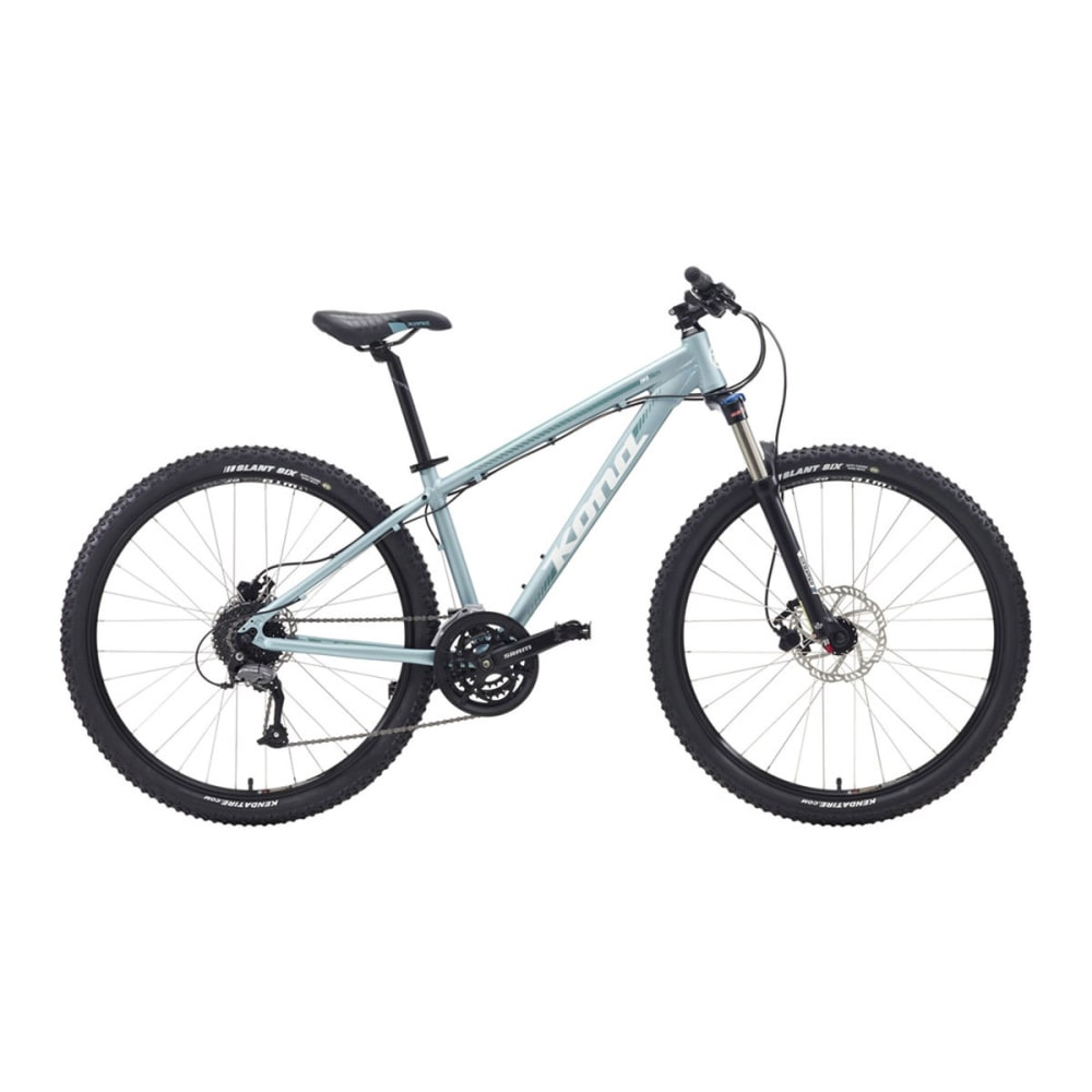 KONA Women's Tika Mountain Bike 2015 - MATTE AQUA