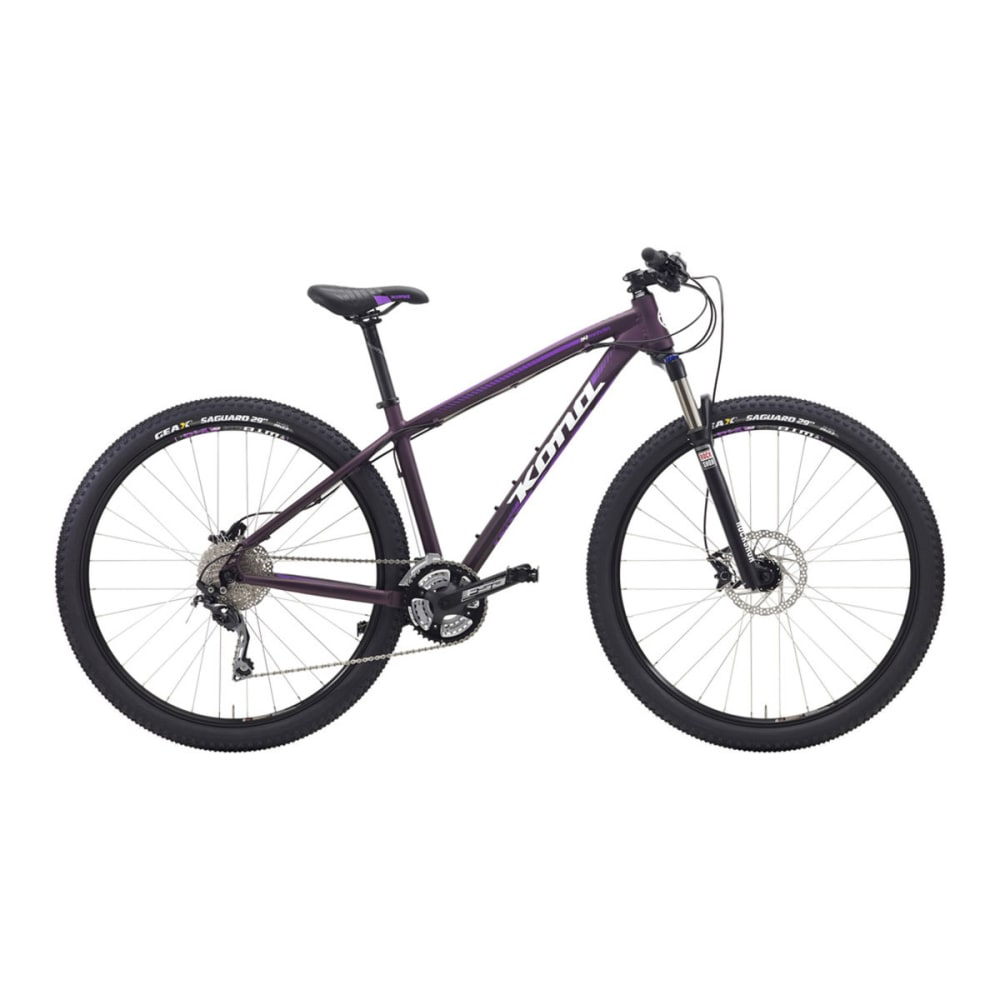 KONA Women's Mohala Mountain Bike 2015 - DARK PURPLE