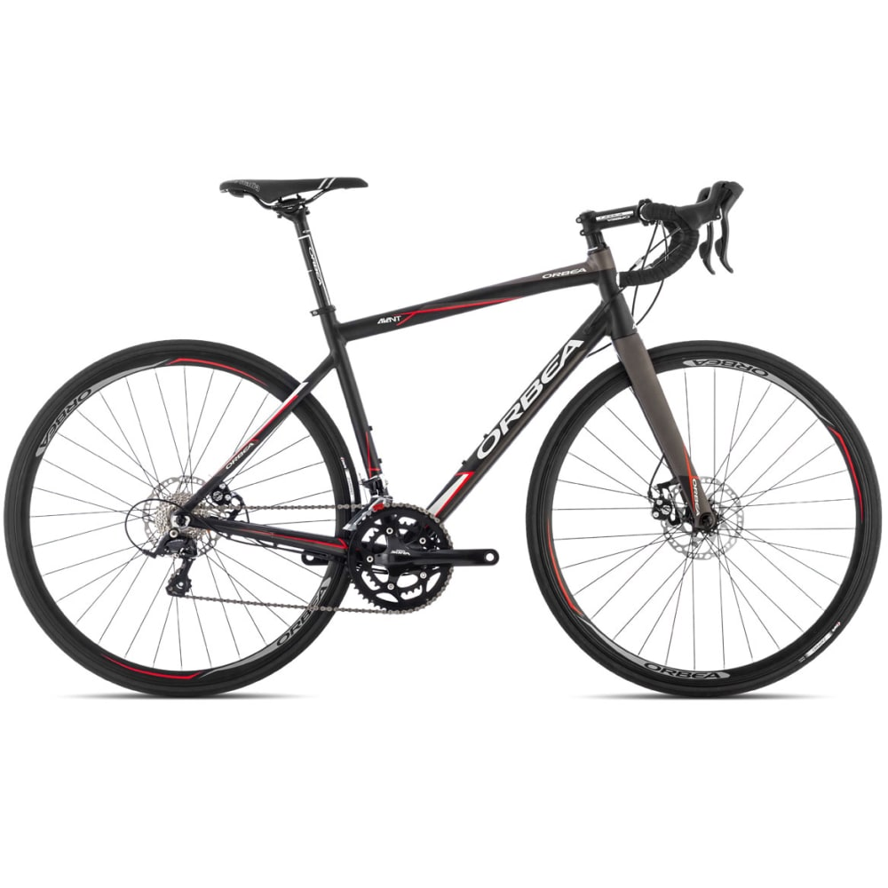 ORBEA Avant H10 Disc Road Bike - BLACK/RED