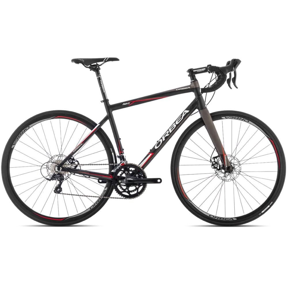 ORBEA Avant H10 Disc Road Bike - BLACK/RED