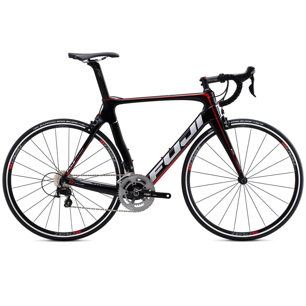 FUJI Transonic 2.7 Road Bike, 2015 - CARBON