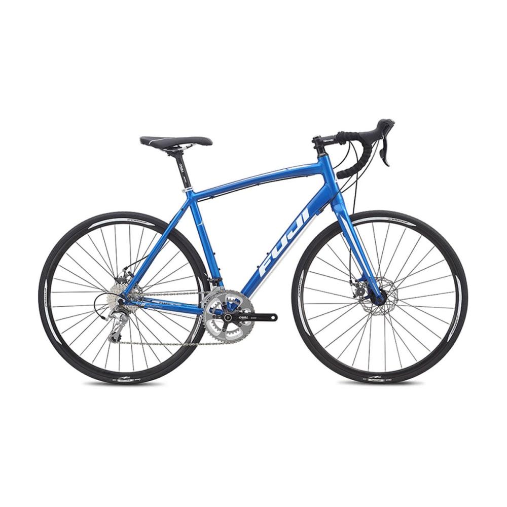 FUJI Sportif 1.5 Disc Road Bike, 2015 - BLUE