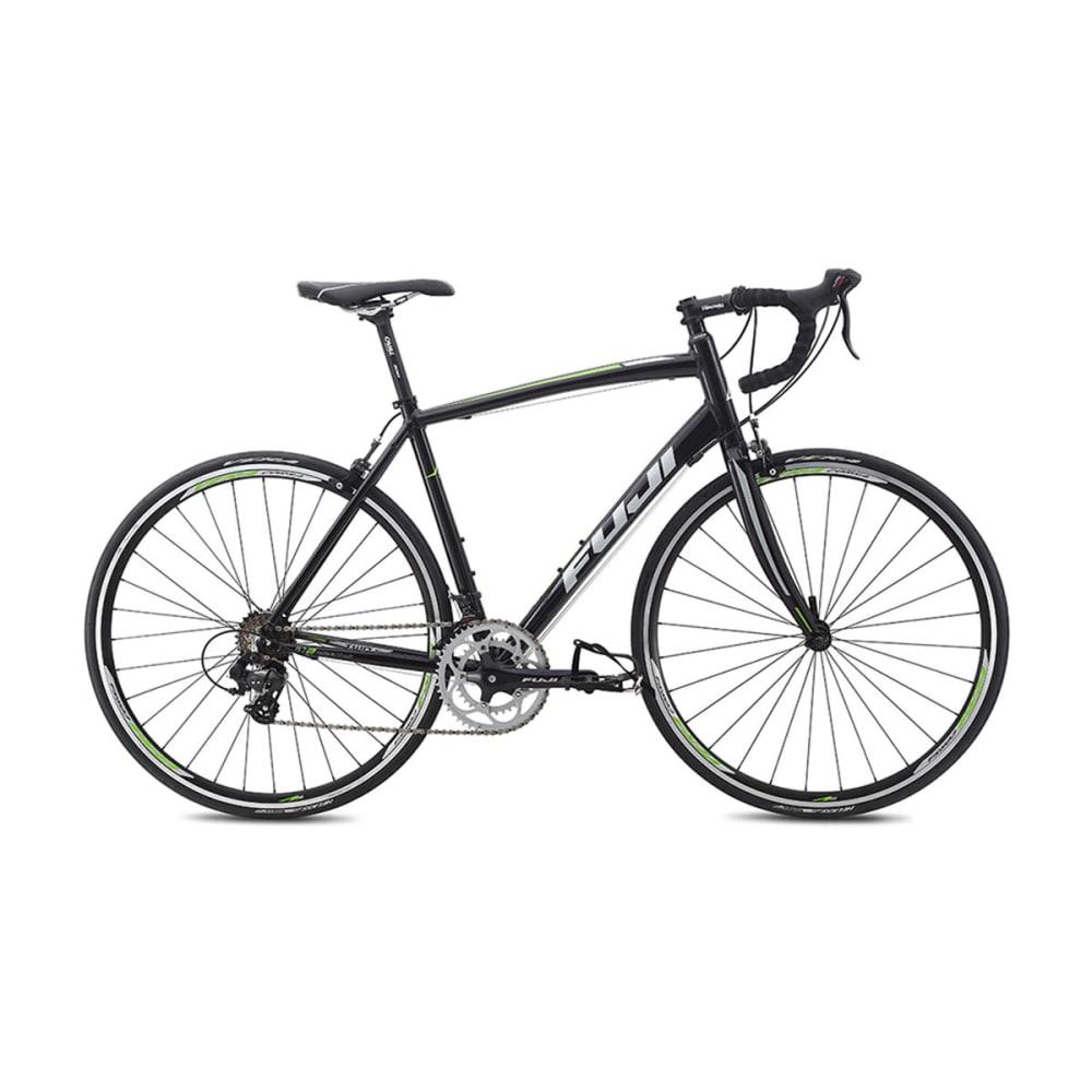 FUJI Sportif 2.5 Road Bike, 2015 - BLACK/LIME