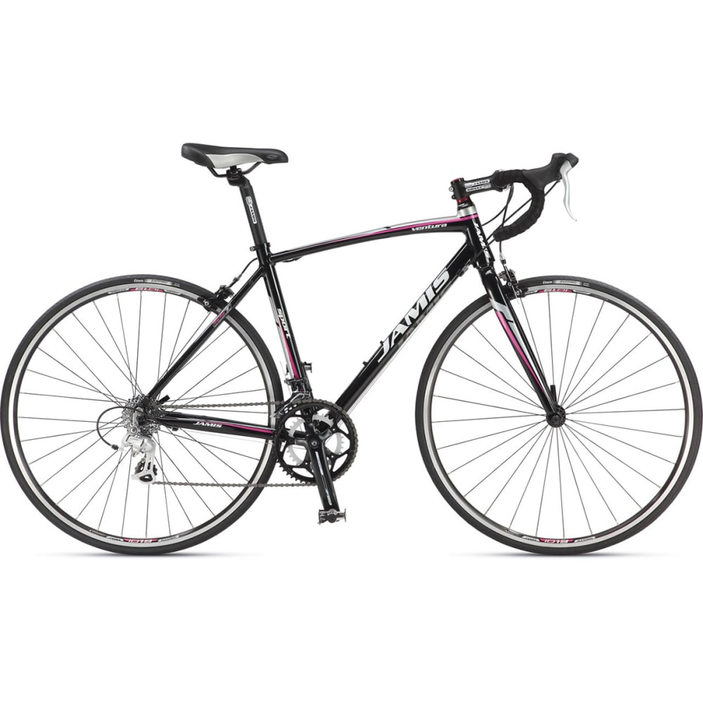 JAMIS Women's Ventura Sport Road Bike - BLACK