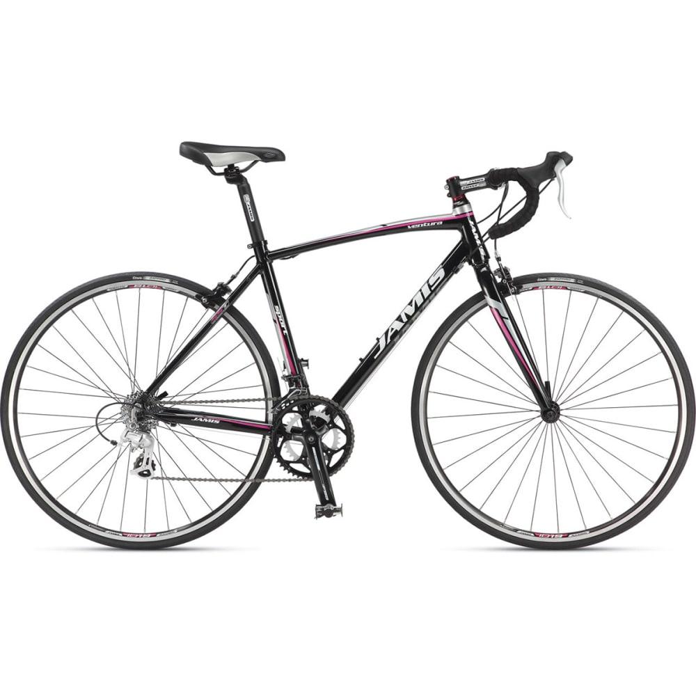 JAMIS Women's Ventura Sport Road Bike - BLACK