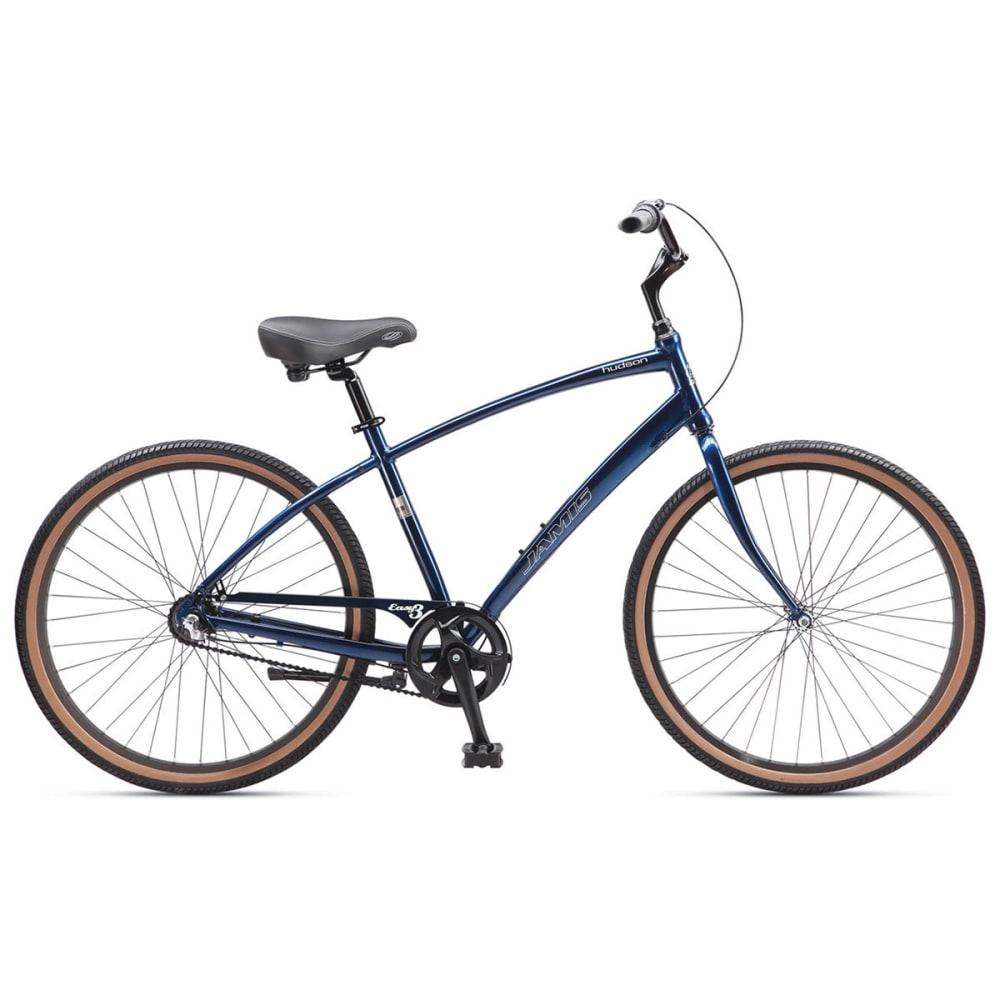JAMIS Hudson 3 Hybrid Bike, 2013 - BLUE