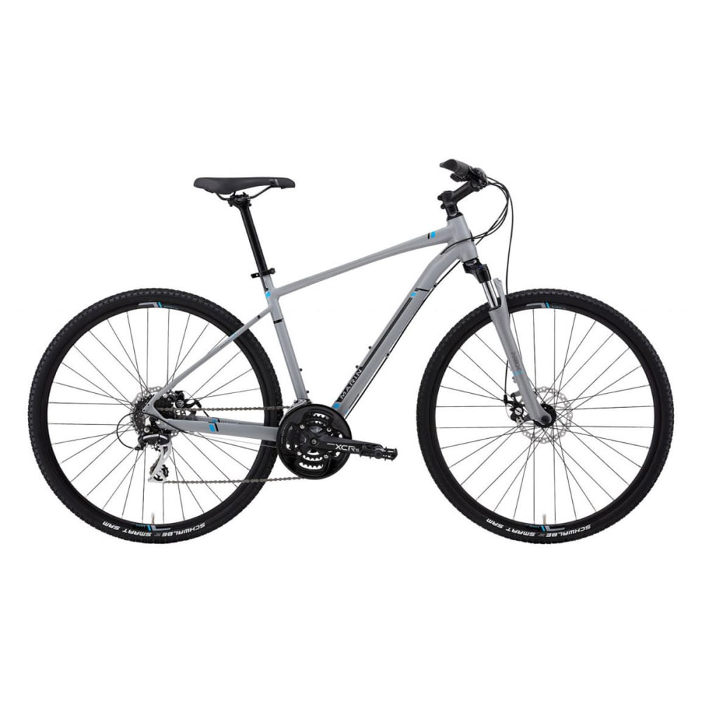 Marin San Rafael Ds2 Hybrid Bicycle 2017 Grey