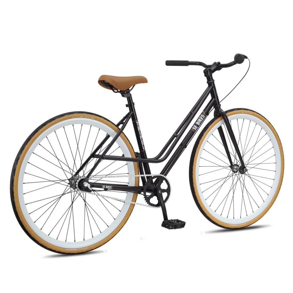 SE Women's Tripel Hybrid Bike 2015 - MATTE BLACK