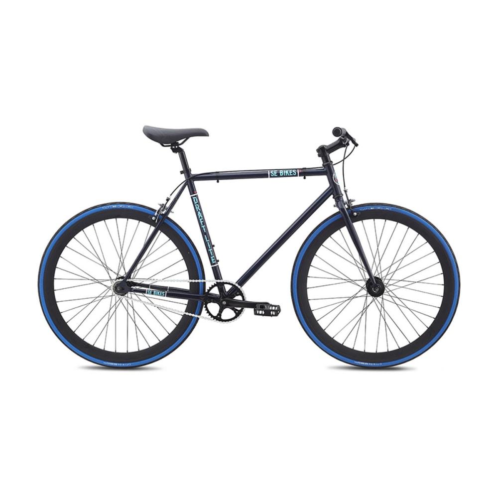 SE Draft Lite Hybrid Bicycle 2015, Blue - DARK BLUE