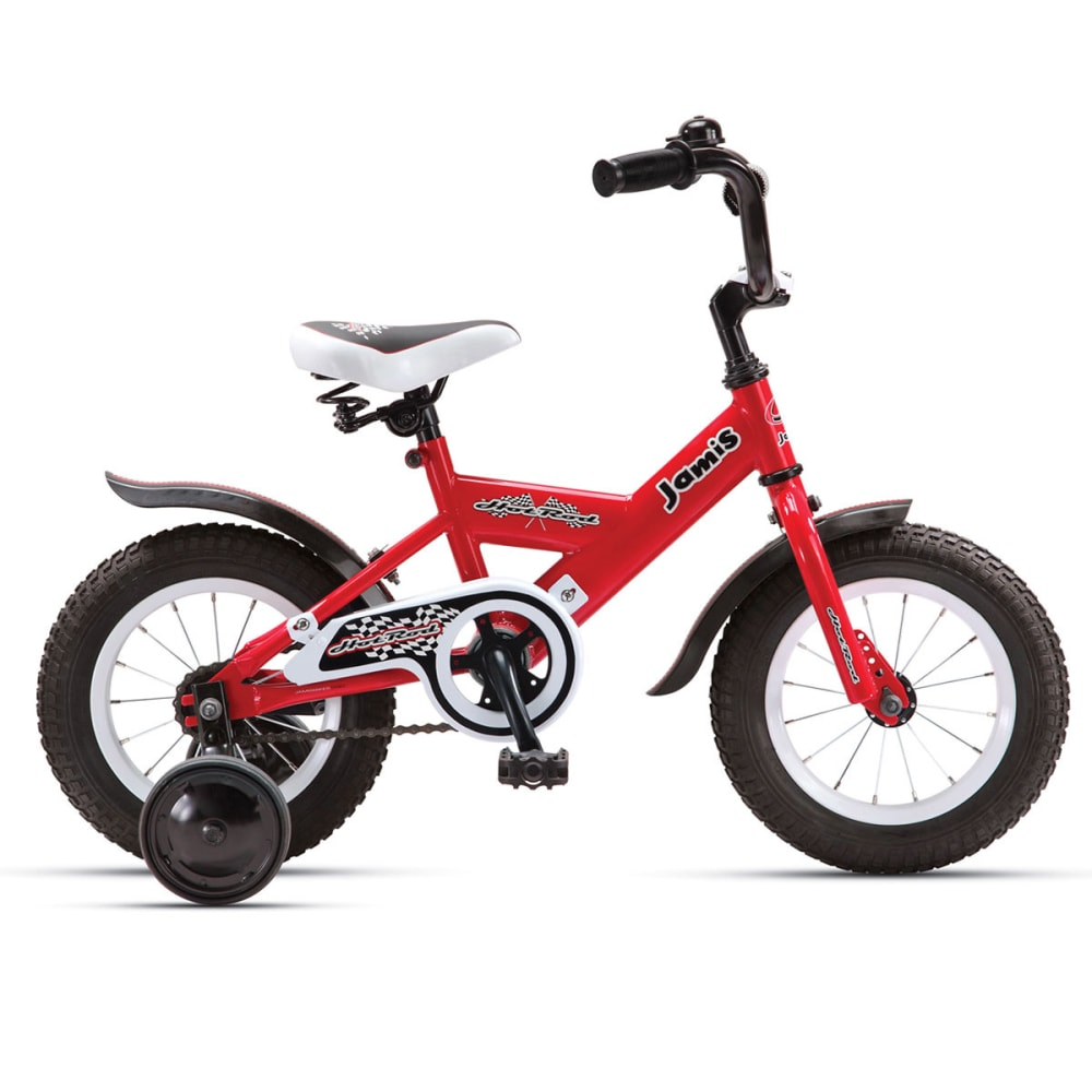 JAMIS Kids' Hot Rod 12 Bike, 2012 - RED