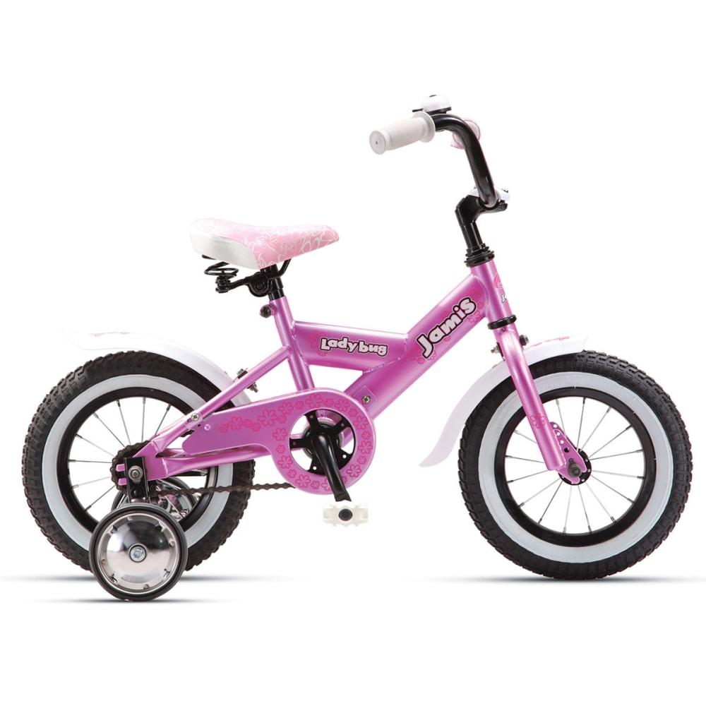JAMIS Girls' LadyBug 12 Bike, 2012 - PINK