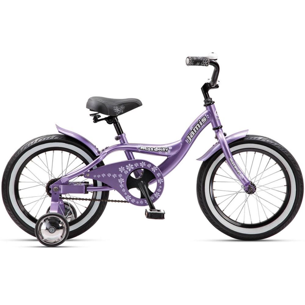JAMIS Girls' Miss Daisy 16 Bicycle - PURPLE
