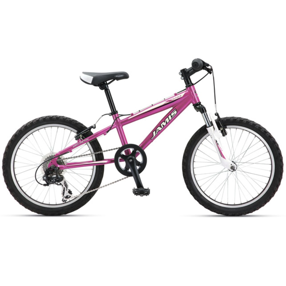 JAMIS Youth X20 Mountain Bike - RASPBERRY