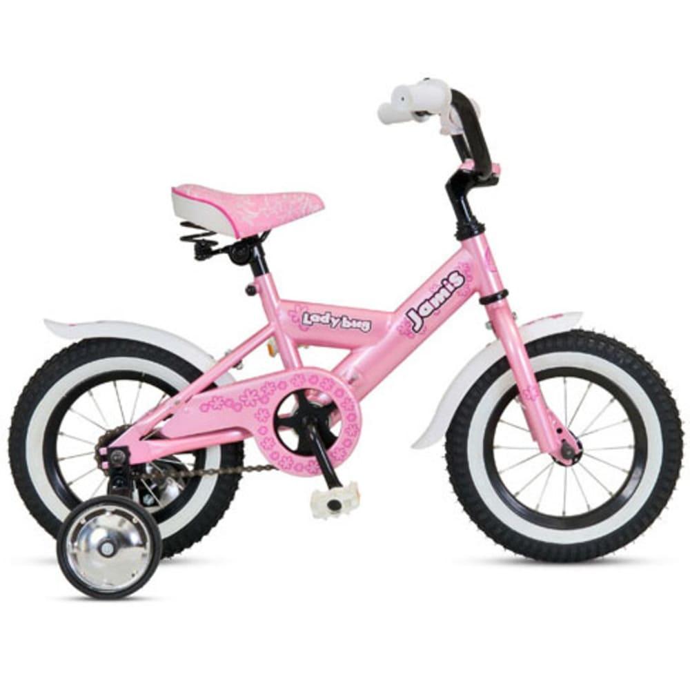 JAMIS Girls' Ladybug 12 Bicycle - PINK