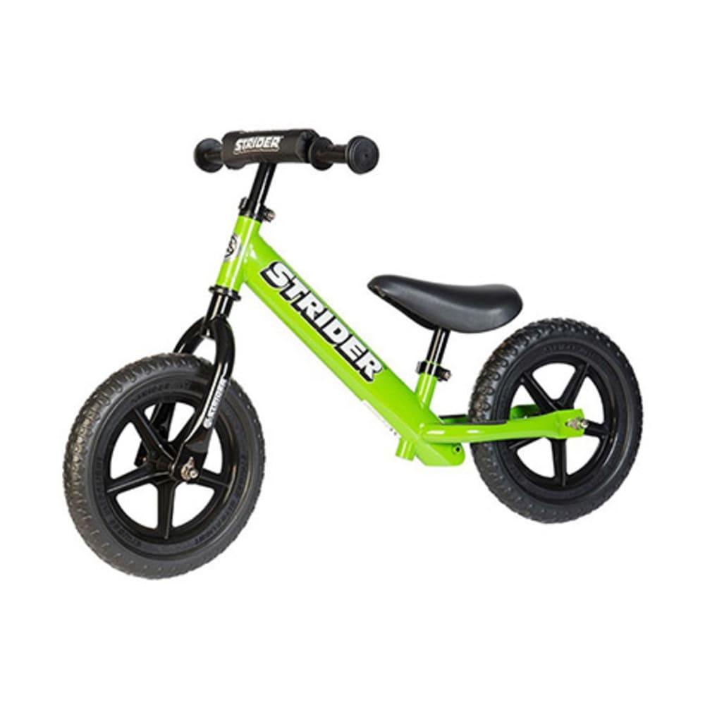 STRIDER Kids' Sport 12 Bike, Green - GREEN