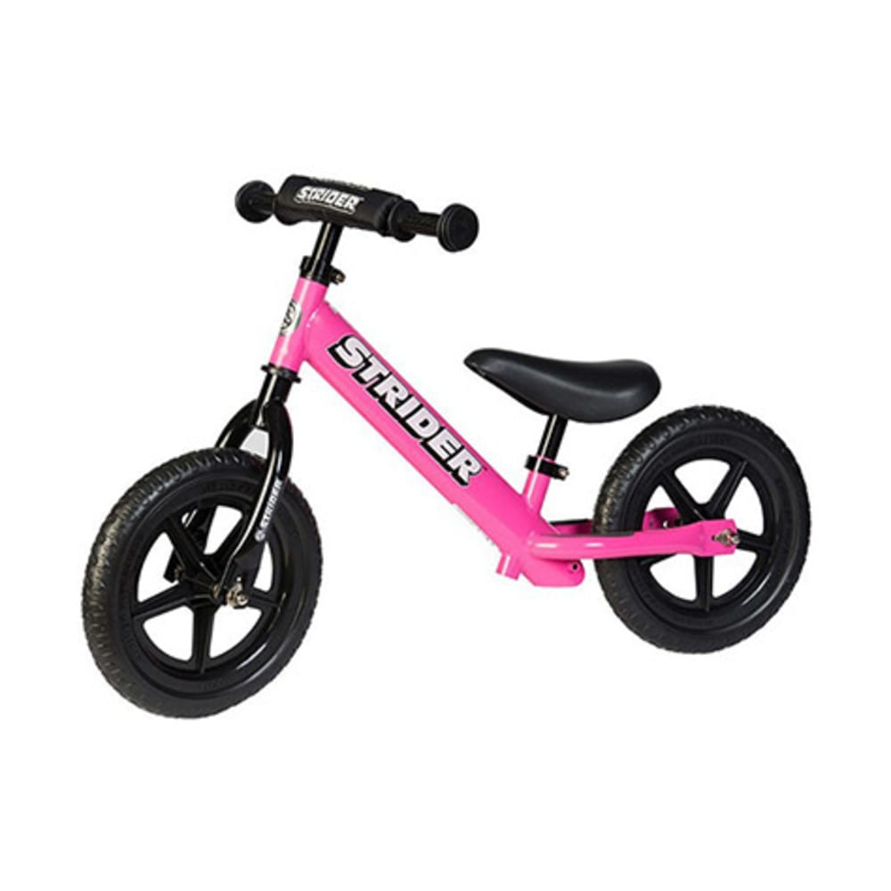 STRIDER Kids' Sport 12 Bike, Pink - PINK